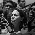María Corina Machado, Protesta en Caracas 20 Feb 2015 (16580179726).jpg