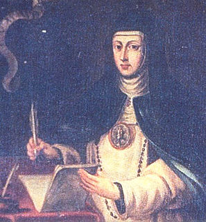 Mary of Jesus of Ágreda Spanish nun