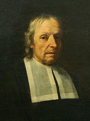 Carlo Cignani - Portrait of Marcello Malpighi