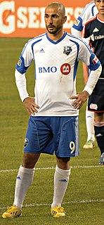 Marco Di Vaio Italian footballer