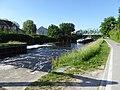 Marcq-en-Barœul, canal de Roubaix Eté2017.jpg
