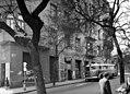Margit utca a Margit körút (Mártírok útja) felől nézve, Budapest. - Fortepan 102995.jpg