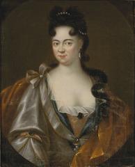 Maria Aurora von Königsmarck, 1662-1728, grevinna