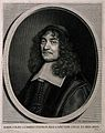 Marin Cureau de La Chambre. Line engraving by A. Masson, 166 Wellcome V0003299.jpg
