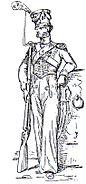 Marinaio della Vecchia Guardia Adolphe de Chesnel