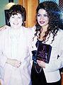 Marion Pavlovitch Carla Golian 1995.jpg