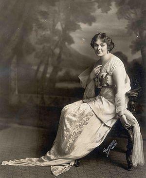Marjorie Rambeau - Rambeau circa 1915
