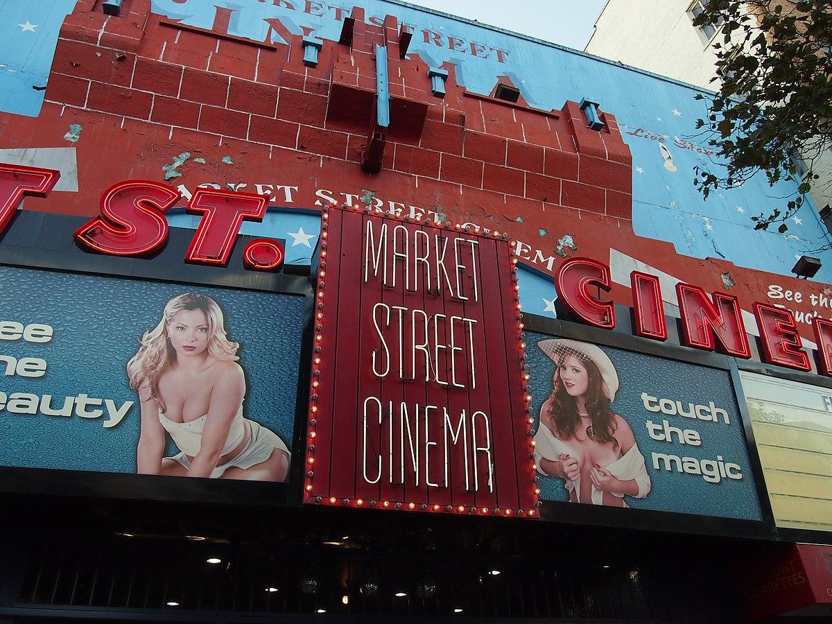 Sex theatre san francisco