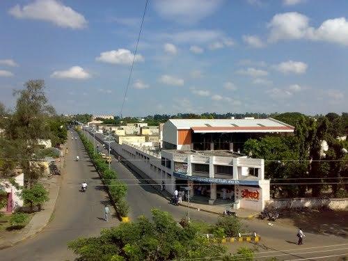 Market Yard Rd, Baramati.