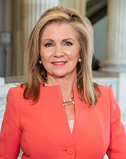 Marsha Blackburn United States Senator from Tennessee