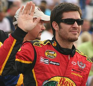 2004 NASCAR Busch Series - Martin Truex, Jr., the 2004 Busch Series champion