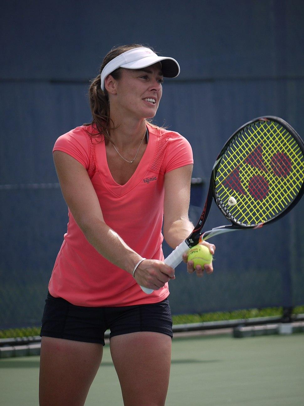 Martina Hingis 2013 Rogers Cup practice