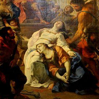 Digna and Emerita Martyrs