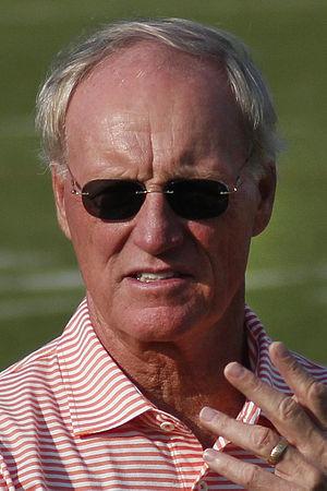 Marty Schottenheimer - Schottenheimer in 2013