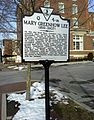 Mary Greenhow Lee historical marker.jpg