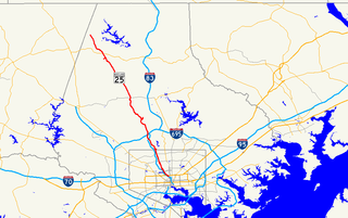 Maryland Route 25 State highway in Maryland, US