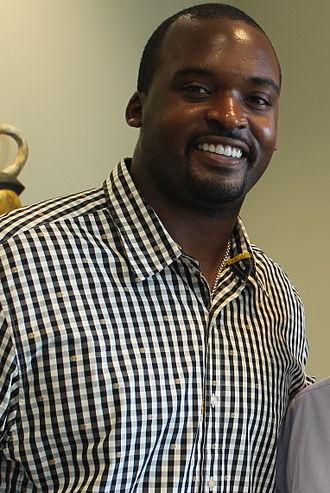 Ugandan Americans - Image: Mathias Kiwanuka in Uganda (cropped)