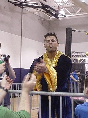 Matt Striker - Striker in 2005