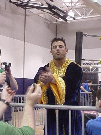 Matt Striker - Striker in 2005