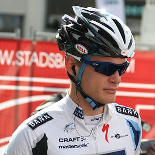 Road bicycle racer