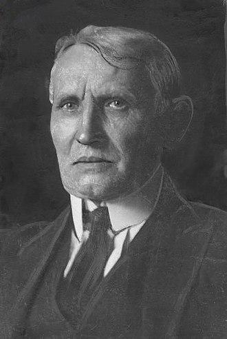 Maurycy Trębacz - 1932 photograph