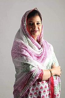 Mausam Noor Indian politician