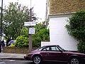 Maxwell Road, Fulham, SW6 - Porsche - geograph.org.uk - 680218.jpg