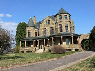 Maymont - Image: Maymont Mansion