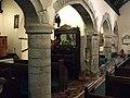 Mediaeval interior at St Dogfael's church - geograph.org.uk - 1105664.jpg