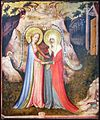 Medio reno o westfalia, altare del medio reno, 1410 ca., recto 03 visitazione 1.jpg