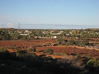 Meekatharra, Western Australia Town in Western Australia