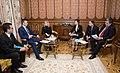 Meeting 2 with Ukraine's First lady Marina POroshenko and Ombudmsan for Children's Rights Kuleba (16627745209).jpg