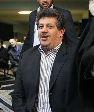 Mehdi Hashemi Rafsanjani - Hashemi Rafsanjani in 2014