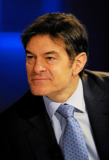 Mehmet Oz Turkish-American medical doctor and television host