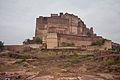 Mehrangarh Fort in Jodhpur 2.jpg