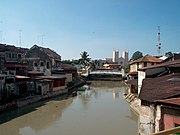 Canals in Malacca