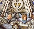 Melozzo da forlì, angeli coi simboli della passione e profeti, 1477 ca., cherubini 07.jpg