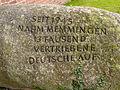 Memmingen - Vertriebenendenkmal Grimmelschanze (3).JPG