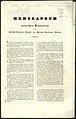 Memorandum der polnischen Deputation an das löbliche Central-Komité der Wiener National-Garde - Wien, am 30. April 1848 (69080204).jpg