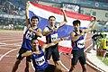 Men 4x100m Relay - Thailand(Silver Medal Winners).jpg