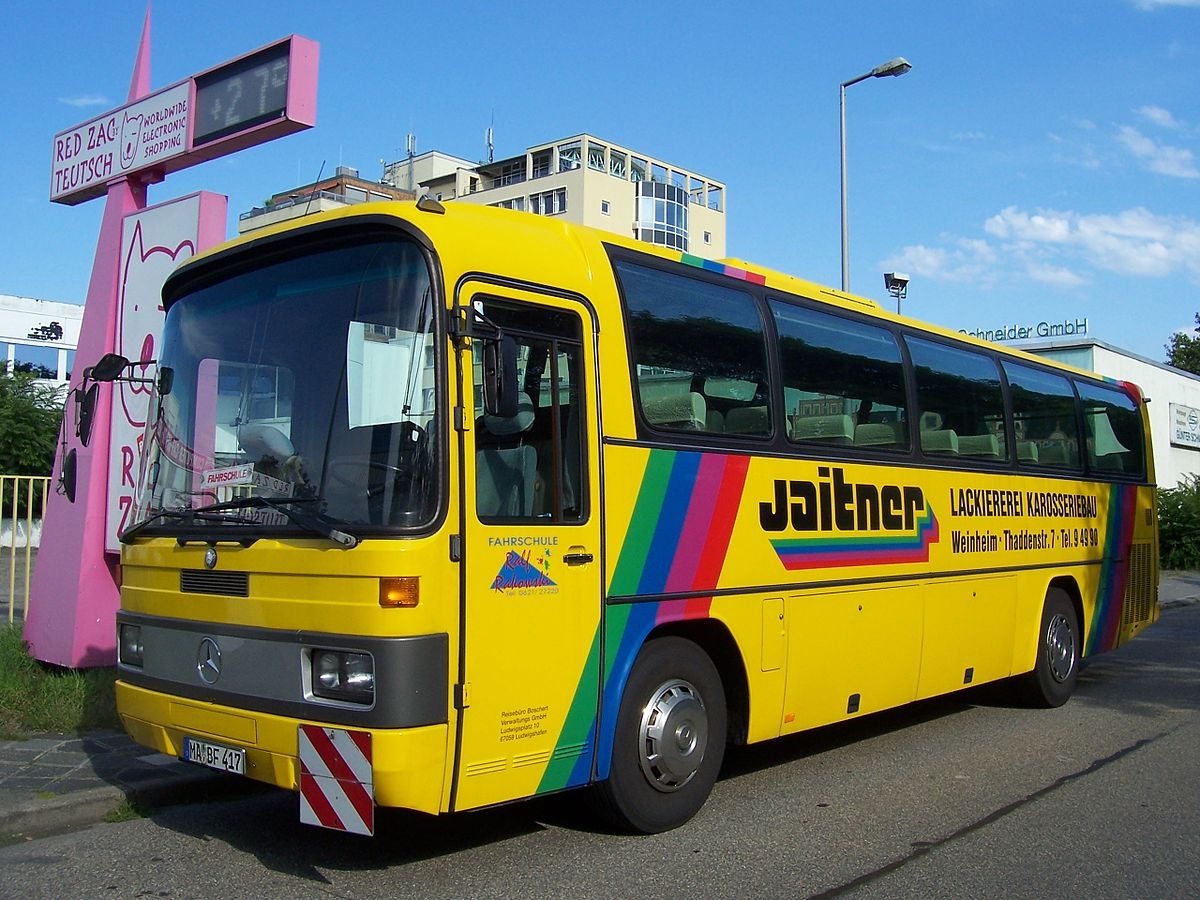 Mercedes Benz O303 Wikipedia