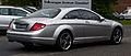 Mercedes-Benz CL 600 (C 216) – Heckansicht, 10. Mai 2013, Düsseldorf.jpg