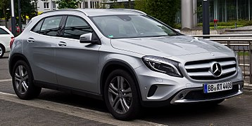 mercedes benz classe gla type 156 wikip dia. Black Bedroom Furniture Sets. Home Design Ideas