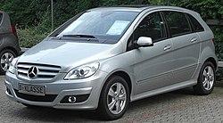 B-Class Facelift