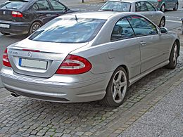 Mercedes CLK 500 C209 rear.jpg