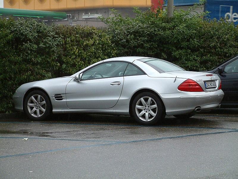 Car Inspirate Mercedes Slk 500