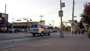 St. Albans, Queens - Merrick Boulevard in St. Albans
