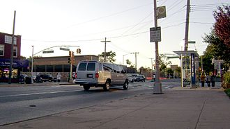 Merrick Road - Merrick Boulevard at Linden Boulevard