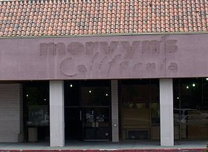 Mervyn's - An empty Mervyn's California store in Capitola, California.