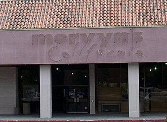 Mervyn's - An empty Mervyn's California store in Capitola, California.